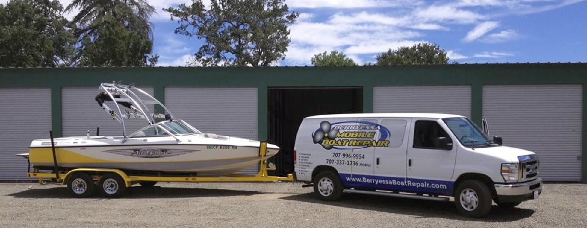 Berryessa Boat Repair